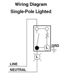 leviton single pole switch pilot light wiring diagram leviton single pole switch pilot light wiring diagram schematics