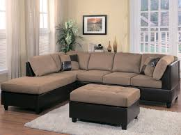 Two Tone Living Room Furniture Homelegance Comfort Living 2 Piece Two Tone Living Room Set