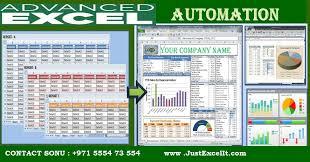 Microsoft Graph Chart Vba Excel Expert Dubai 0555472554 Macro Vba Automation Reports