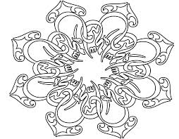 Islamic Coloring Pages Coloring Pages Mosaic Page Colouring To Print
