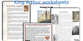 king arthur worksheets jpg
