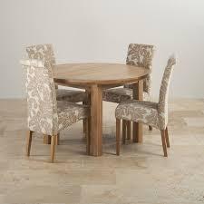 oak dining room furniture knightsbridge oak dining set round extending table