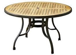 round resin patio tables dining