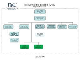 Environmental Health Safety Organizational Chart Ppt