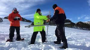 How Do We Keep Track Of Record Snowfalls In Australia It