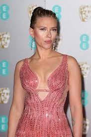 Scarlett Johansson: 'I'm ready to say ...