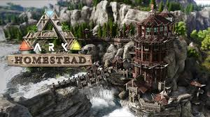 Ark Homestead Structures And Kibble Rework