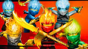 LEGO Ninjago Season 11 Fire Chapter Music Video - YouTube