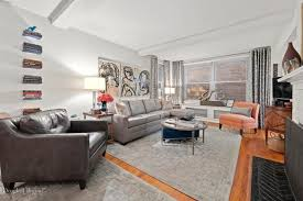 an ues studio with a fireplace murphy bed and walk in closet for 495 000