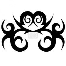 Vektorová Grafika Tribal Tattoos Design Element 140493134