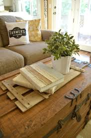 diy lace burlap covered books little vintage nest nifty thrifty momma farmhouse style coffee table