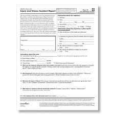 Incident Report Form Osha Filename New Company Driver