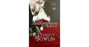The Redemption of a Rogue (Dark Regency, #2) by Chasity Bowlin