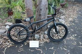custom street bmx bike riding bike