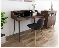 computer desks office home bed furniture solid wood laptop desk whole 2017 good functional 120 101 cm study desk in computer desks from