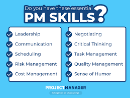 20 Soft Skills Chart 12 Essential Project Management Skills Projectmanager Com