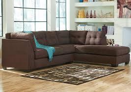 Atlantic Bedding and Furniture Nashville Maier Walnut Right Arm