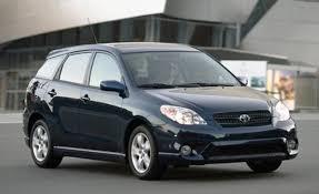 2007 Toyota Matrix Photos, Informations, Articles - BestCarMag.com