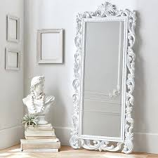 white leaning floor mirror. Interesting Mirror Leaner Floor Mirror White Leaning Clearance  Theme Corner Of A Room   And White Leaning Floor Mirror I
