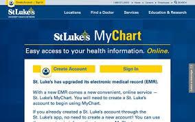 Mychart St Lukes Online