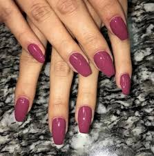 17 extravagant mauve nail manicures mixing it up with pink