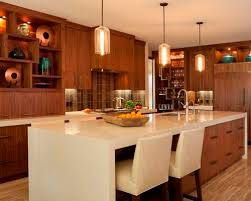 Contemporary Kitchen Idea In Orange County With Paneled Appliances,  Flat Panel Cabinets, Dark