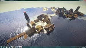 Minecraft Viking-ey Medieval village on ...