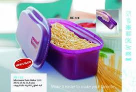 microwave pasta maker