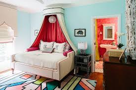 view in gallery elegant kids room with a rug that complements the colors around it beautifully from
