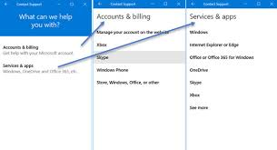 How To Use Contact Support App In Windows 10