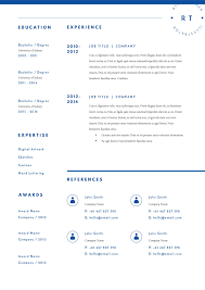 Resume Template 3 Page Cv Template Includesquickcustomisedliking