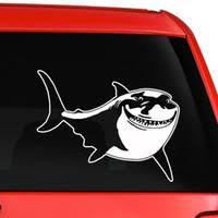 <b>Shark</b> Window <b>Decal</b> NZ