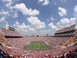 Big 12 Football Stadium Seating Charts College Gridirons