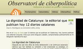 La xarxa també es mobilitza per la dignitat de Catalunya - Notícies Noves  tecnologies - Notícies Noves tecnologies - e-notícies