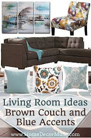 Blue And Brown Accent Chair Blizodo Bebeto Affordable Accent Chairs For Living Room Armless