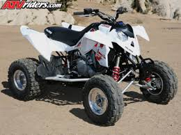 the fastest accelerating atv in the world most facts