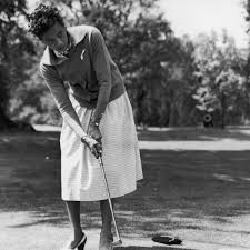 Althea Gibson was the No. 1 women's tennis player in the world ...
