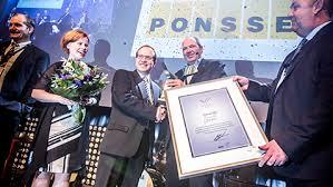 İş Makinası - 2015 İsveç Çelik Ödülü'nü Finlandiyalı Ponsse kazandı ...