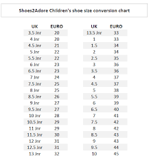 Geox Size Chart Toddler 25 Interpretive Geox Shoe Sizes Chart