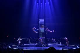 Theatre Review Cirque Du Soleils Volta At Atlantic