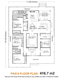 Single Story 2 Bedroom House Plans  NrtradiantcomSingle Level House Plans