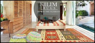 kilim rugs embellished with quality factors