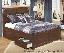 Ashley Furniture Delburne Full Size panel bed