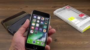 ОБЗОР: Фирменный <b>Силиконовый</b> Чехол-Накладка для iPhone 7 ...