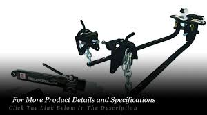 eaz lift 48058 1000 lbs elite kit includes distribution sway control and 2 5 16