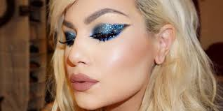 how should you add extra sparkle to your new years eve makeup this year playbuzz