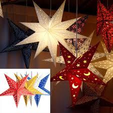 Weihnachtsstern Blau Beleuchtet Details Zu 3d Hologramm