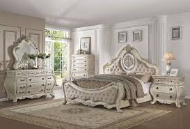 Victorian Bedroom Furniture Antique White