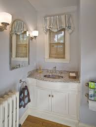 window coverings for bathroom. 7. Mix And Match Window Coverings For Bathroom