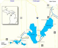 Inland Waterway Michigan Wikipedia